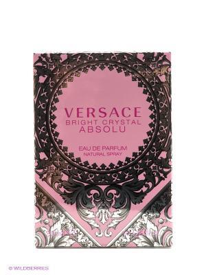 Парфюмированная вода, 30 мл Versace. Цвет: розовый, темно-серый