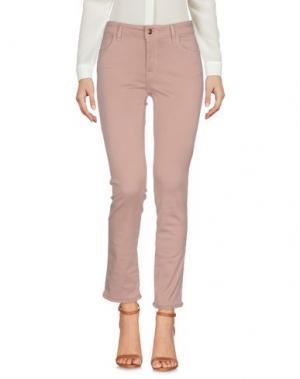 Повседневные брюки DL1961. Цвет: светло-коричневый