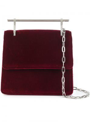 Сумка Mini Collection M2malletier. Цвет: красный