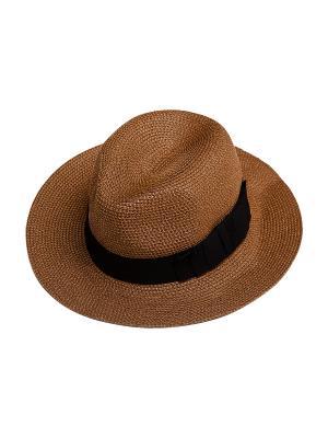 Шляпа Kameo-bis. Цвет: черный, коричневый