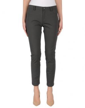 Повседневные брюки LORNA BoSE'. Цвет: свинцово-серый