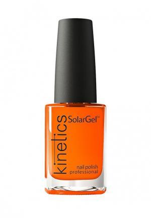 Лак для ногтей Kinetics. Цвет: оранжевый