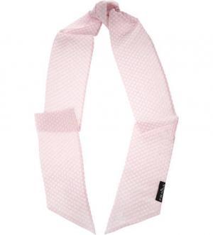Розовый хлопковый платок FRAAS. Цвет: розовый