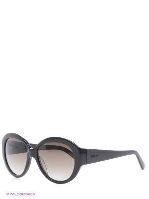 Очки солнцезащитные RY 513S 01 Replay. Цвет: черный
