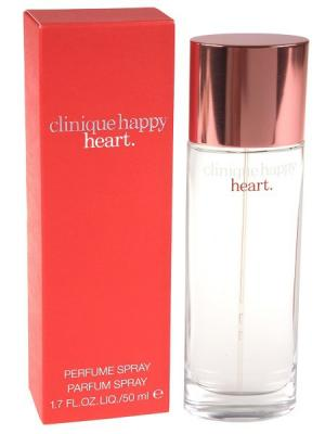 Happy Heart lady edp 50 ml Clinique. Цвет: красный