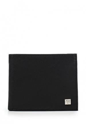 Портмоне Trussardi Jeans. Цвет: черный