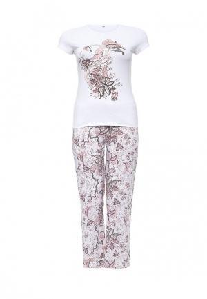 Пижама Infinity Lingerie. Цвет: разноцветный