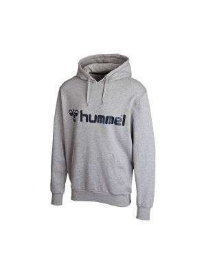 Худи CLASSIC BEE  HOOD HUMMEL. Цвет: серый