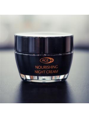 Ночной питательный крем для лица на основе экстракта черной икры Mon Platin DSM. Цвет: черный