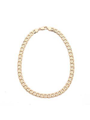 Цепь Рэмбо Honey Jewelry. Цвет: золотистый