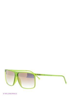 Очки солнцезащитные TM 516S 03 Opposit. Цвет: зеленый