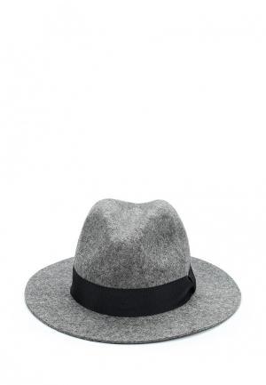 Шляпа Banana Republic. Цвет: серый
