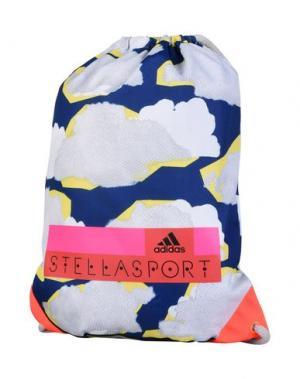 Рюкзаки и сумки на пояс ADIDAS STELLA SPORT. Цвет: белый