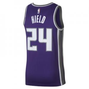 Мужское джерси  НБА Buddy Hield Icon Edition Swingman Jersey (Sacramento Kings) с технологией Connect Nike. Цвет: пурпурный
