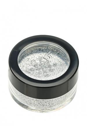 Глиттер Ga-De. Цвет: серебряный