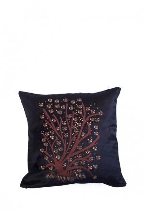 Подушка декоративная La Pastel. Цвет: черный