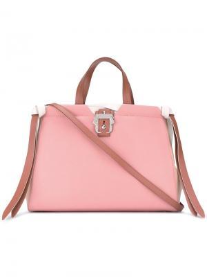 Трехцветная сумка-тоут Rachel Paula Cademartori. Цвет: многоцветный