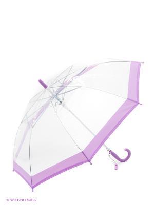 Зонт детский PlayToday. Цвет: фиолетовый