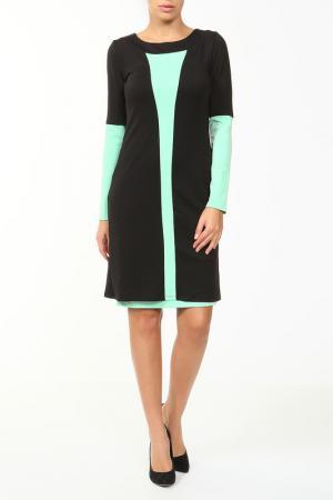 Платье Stillon. Цвет: зеленый