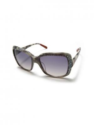Солнцезащитные очки MI 817S 03 Missoni. Цвет: серый