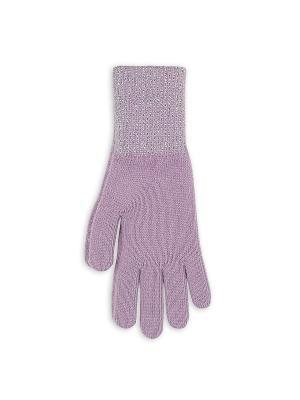 Перчатки ULTIS. Цвет: сиреневый
