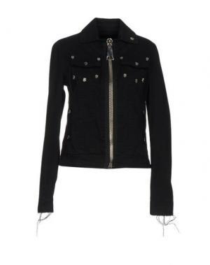 Куртка MANUEL LUCIANO. Цвет: черный