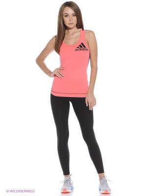 Леггинсы ULT TIGHT Adidas. Цвет: черный