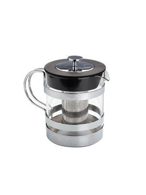 Чайник заварочный 1,2 Л Augustin Welz. Цвет: серый