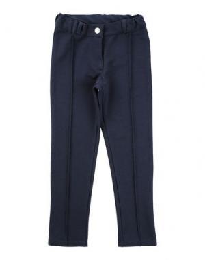 Повседневные брюки MIRTILLO. Цвет: стальной серый
