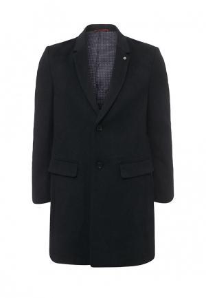 Пальто Burton Menswear London. Цвет: синий