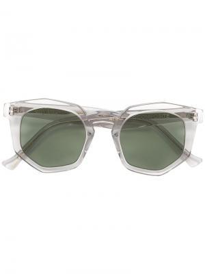 Солнцезащитные очки Grey Ant. Цвет: серый