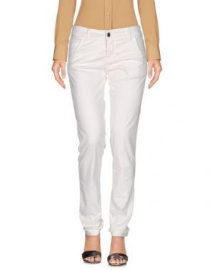 Повседневные брюки COLMAR. Цвет: слоновая кость