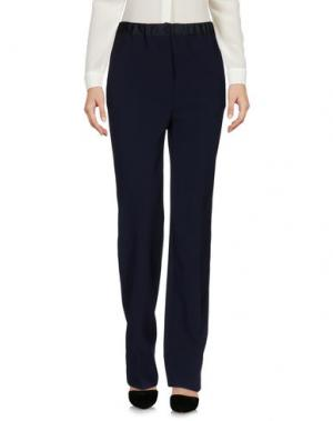 Повседневные брюки M.GRIFONI DENIM. Цвет: темно-синий