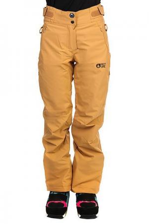 Штаны сноубордические женские  Fly Pant Beige Picture Organic. Цвет: бежевый