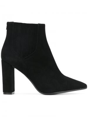 Pointed ankle boots Htc Hollywood Trading Company. Цвет: чёрный