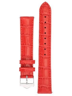 Ремешок для часов Signature. Цвет: красный