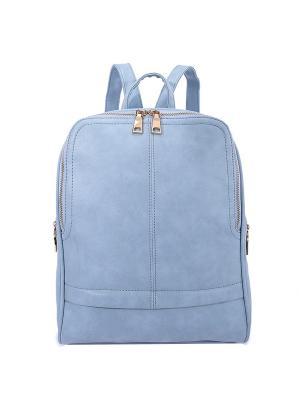 Рюкзак Ors Oro. Цвет: серо-голубой