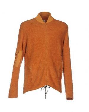 Кардиган MAISON MARGIELA 10. Цвет: оранжевый