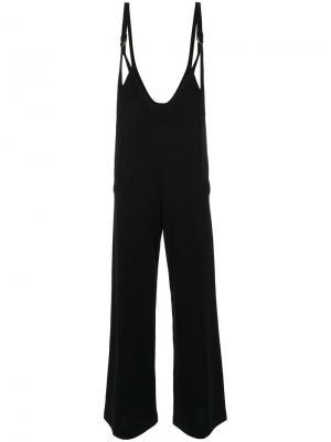 Salopette style jumpsuit Chloé. Цвет: чёрный