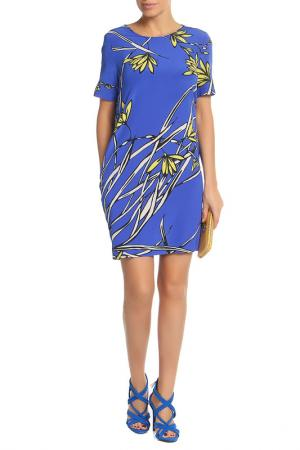 Платье P.A.R.O.S.H.. Цвет: принт
