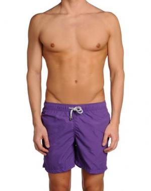 Шорты для плавания BLUEMINT. Цвет: фиолетовый