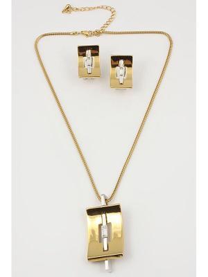 Комплект Inesse M. Цвет: золотистый