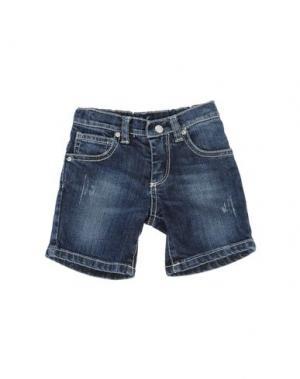 Джинсовые брюки U+É. Цвет: синий