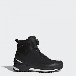 Ботинки TERREX Conrax Climaheat Boa  adidas. Цвет: черный