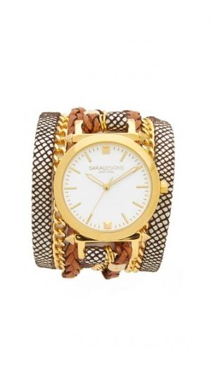 Классические наручные часы Sara Designs