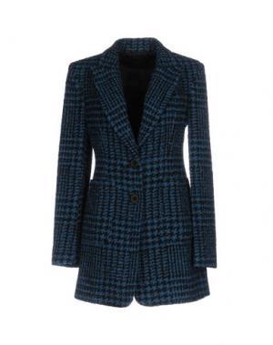 Пальто ANNARITA N.. Цвет: пастельно-синий