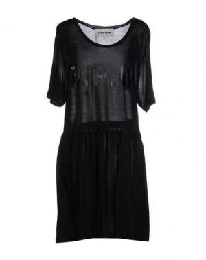 Короткое платье 5PREVIEW. Цвет: черный