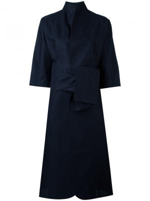Kimono coat Daniela Gregis. Цвет: синий