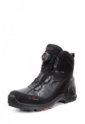 Ботинки BIOM TERRAIN ECCO. Цвет: черный