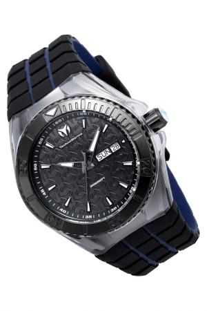 Watch TechnoMarine. Цвет: black, blue